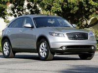 Picture of 2007 Infiniti FX35 AWD, exterior