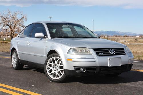 Picture of 2004 Volkswagen Passat