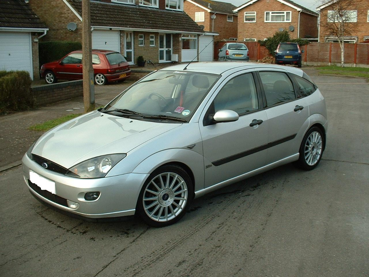 1998 Ford Focus - Overview