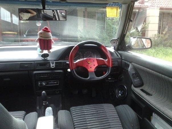 Picture of 1993 Mazda Familia, interior, gallery_worthy