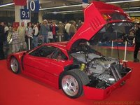 Picture of 1987 Ferrari F40, engine, gallery_worthy