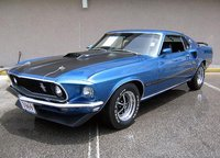 Picture of 1969 Ford Mustang Mach 1 Fastback RWD, exterior, gallery_worthy