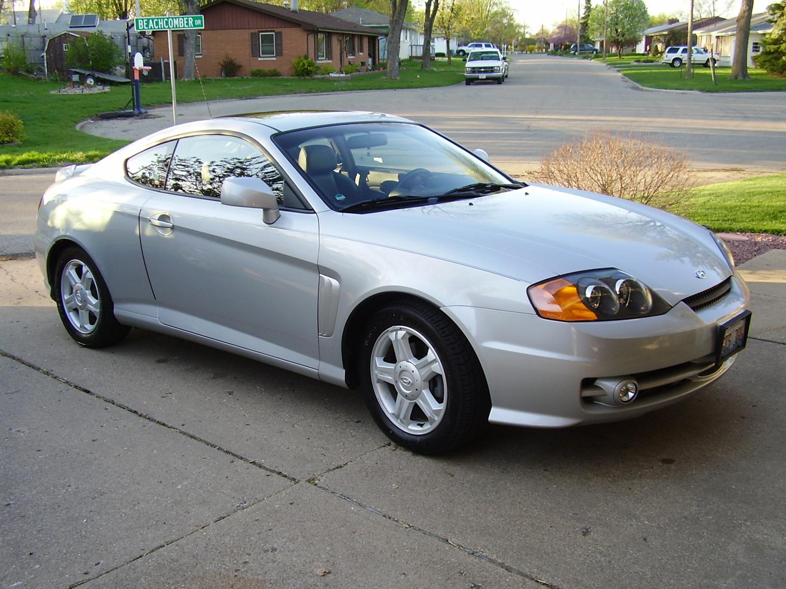 2003 Hyundai Tiburon Pictures Cargurus