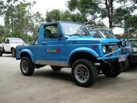 1986 Suzuki Sierra Overview