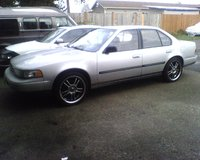 Picture of 1989 Nissan Maxima, exterior, gallery_worthy