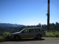 Picture of 1995 Subaru Legacy, exterior
