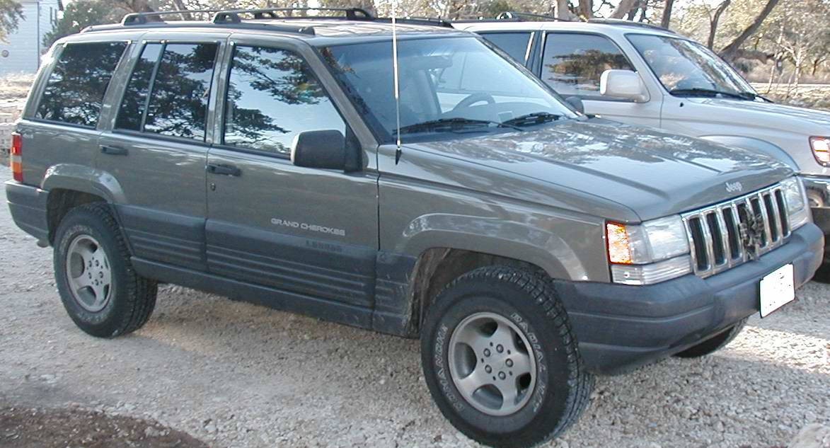 4wd picture of 1998 jeep grand cherokee 4 dr laredo 4wd suv exterior. Cars Review. Best American Auto & Cars Review