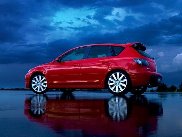 Picture of 2009 Mazda MAZDASPEED3 Sport, exterior, gallery_worthy
