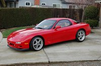 Picture of 1993 Mazda RX-7 Turbo, exterior