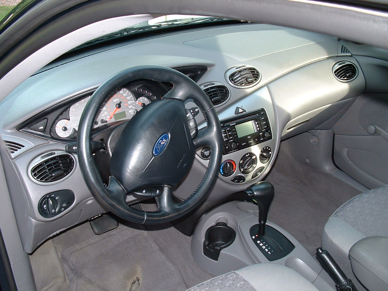 2003 Ford Focus Interior Pictures Cargurus