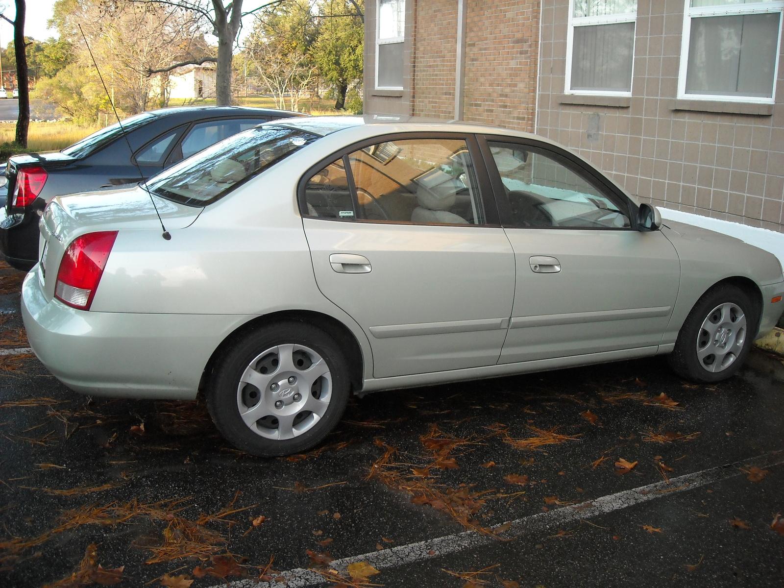 2003 Hyundai Elantra Pictures Cargurus