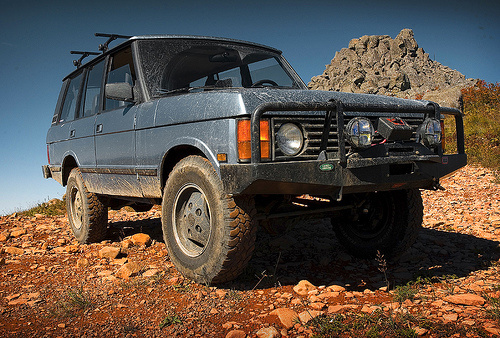 Picture of 1989 Land Rover Range Rover, exterior, gallery_worthy