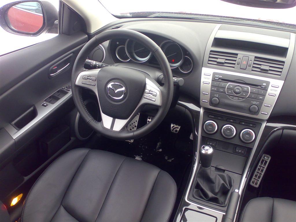 2008 Mazda Mazda6 Interior Pictures Cargurus