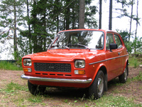 1977 FIAT 127 Overview