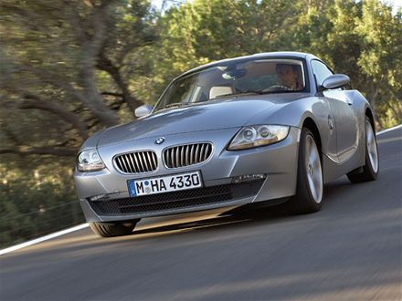 2008 BMW Z4 M Coupe picture