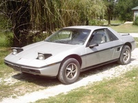 Picture of 1985 Pontiac Fiero SE, exterior