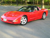 1998 Chevrolet Corvette Base, 1998 Chevrolet Corvette 2 Dr STD Coupe picture, exterior