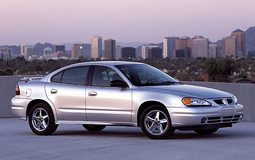 2004 Pontiac Grand Am SE2 Pictures