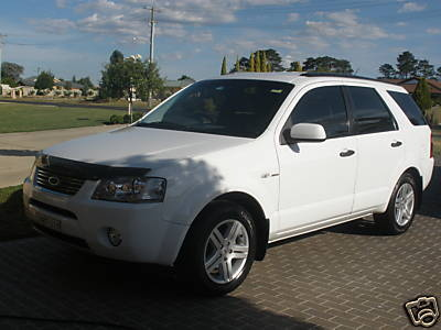 Picture of 2006 Ford Territory