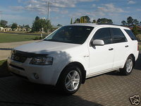 2006 Ford Territory Overview