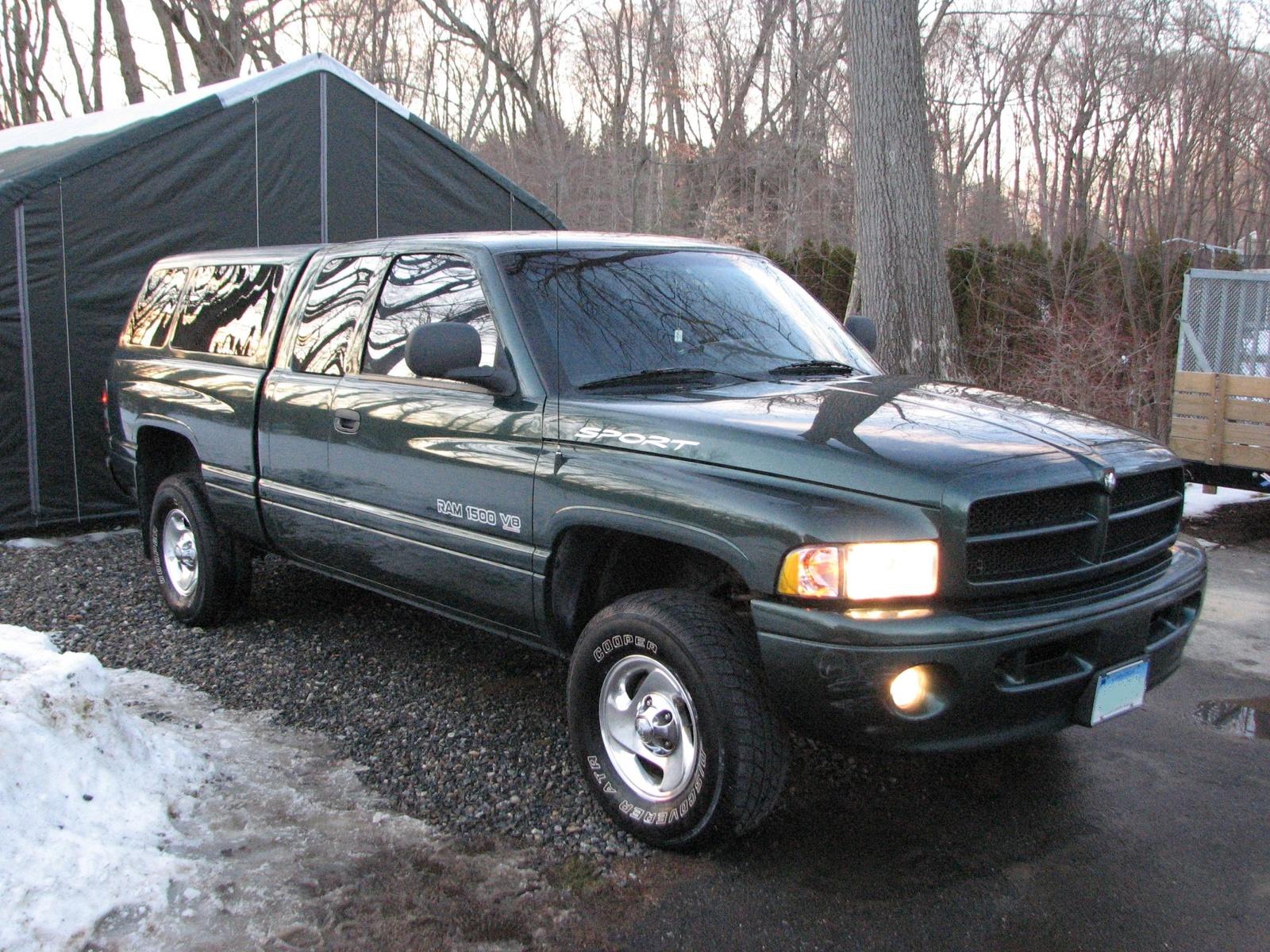picture of 1999 dodge ram pickup 1500 4 dr st 4wd extended cab sb. Black Bedroom Furniture Sets. Home Design Ideas