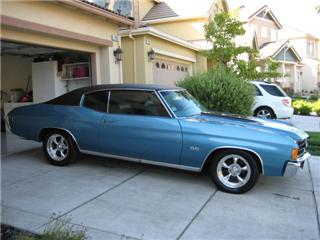 Picture of 1972 Chevrolet Chevelle SS, exterior