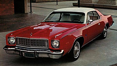 1976 Plymouth Fury picture, exterior