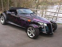 2001 Plymouth Prowler Overview