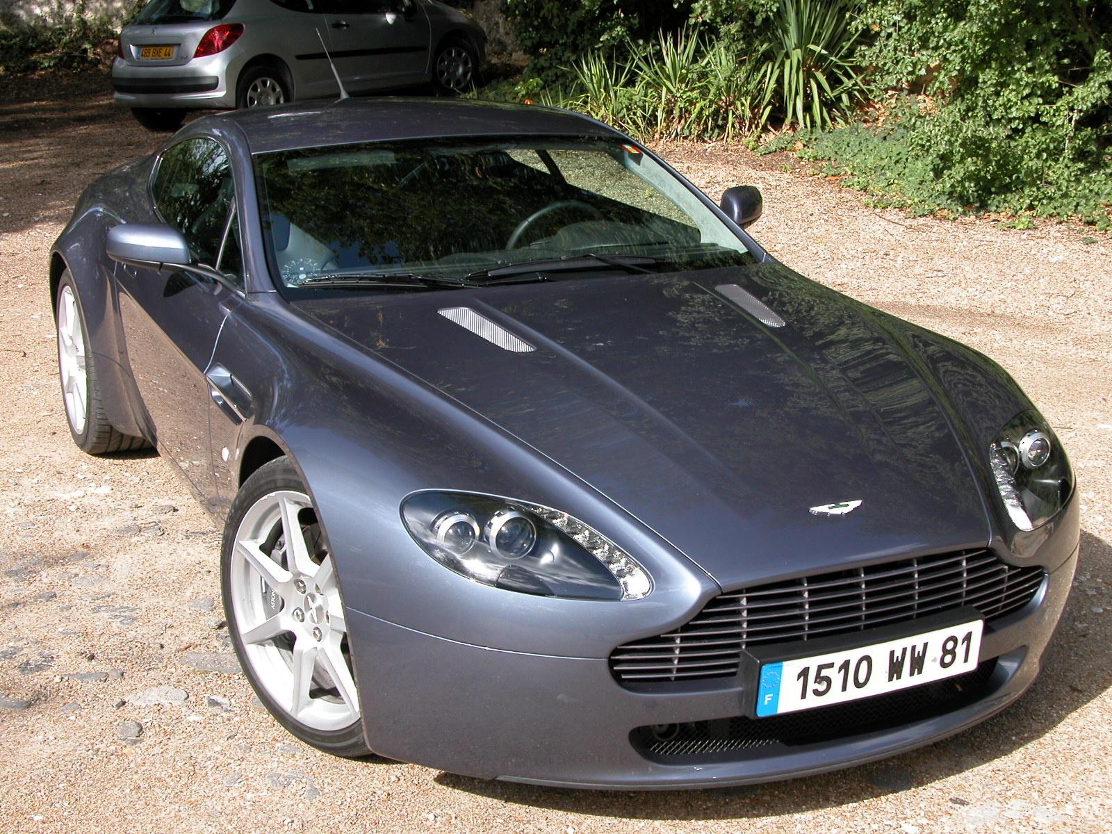 Aston Martin V Vantage Overview CarGurus - 2006 aston martin