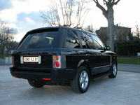 2003 Land Rover Range Rover picture, exterior
