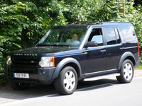 2007 Land Rover LR3 Picture Gallery