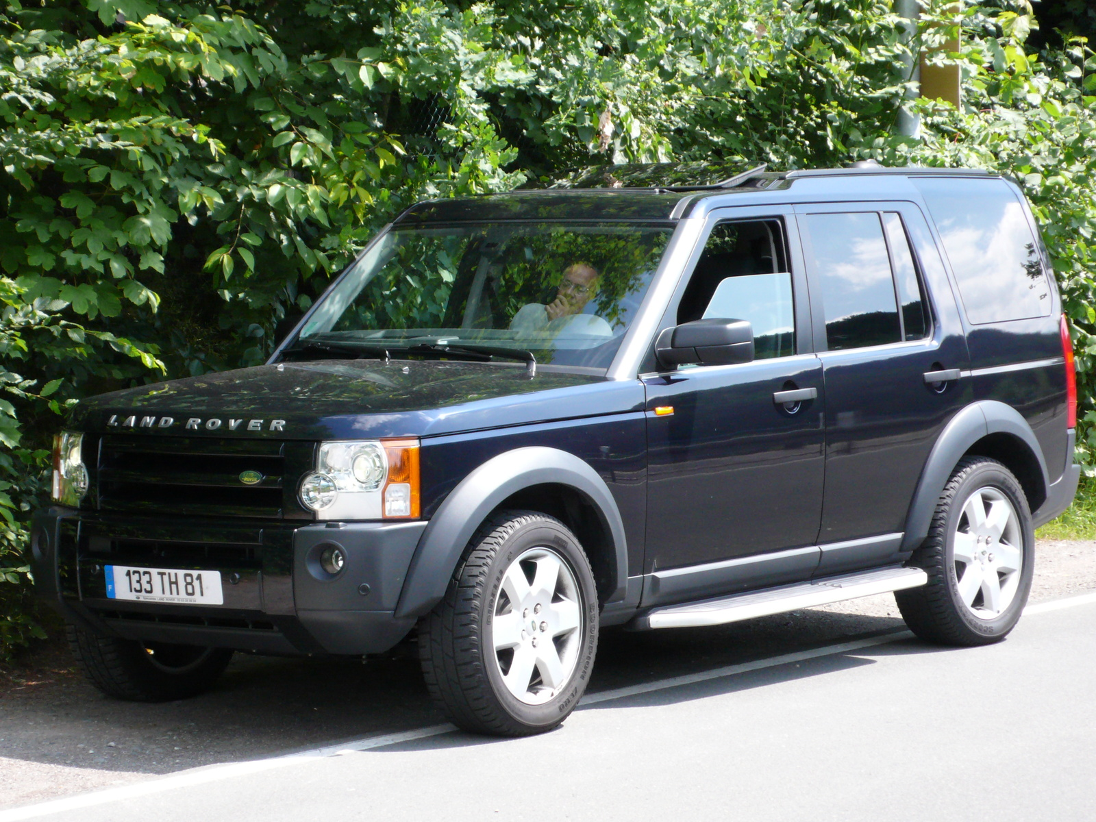 2007 Land Rover LR3 HSE picture
