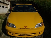 2002 Chevrolet Cavalier Base Coupe picture, exterior