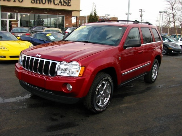 Picture of 2005 Jeep Grand Cherokee Limited 4WD, exterior, gallery_worthy