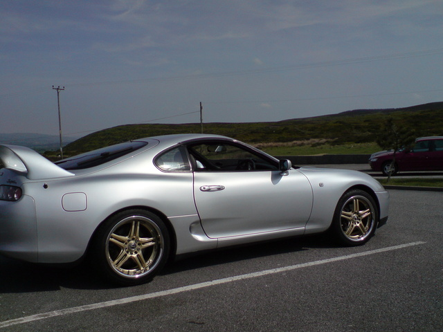 Picture of 1996 Toyota Supra 2 Dr Turbo Hatchback, exterior