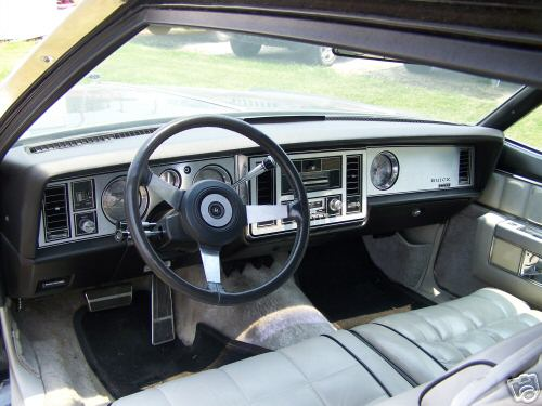 Picture of 1978 Buick Riviera, interior