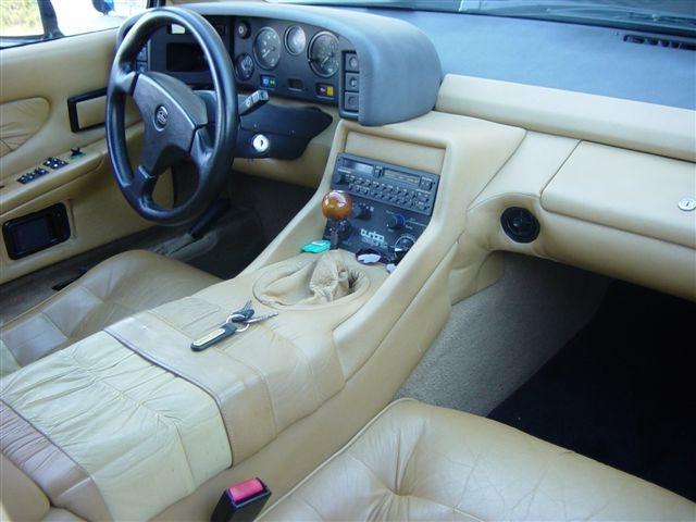 1988 Lotus Esprit Interior Pictures Cargurus