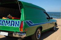 1978 Holden Sandman Overview
