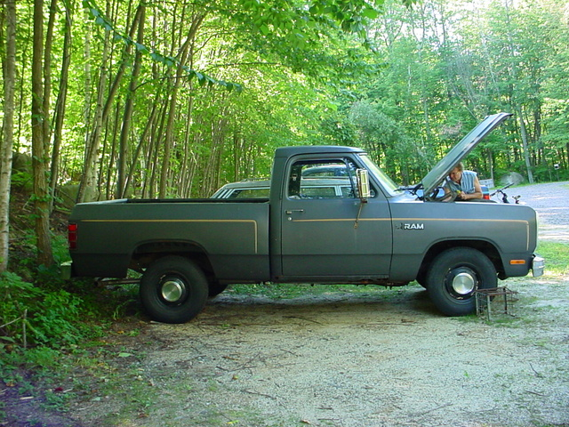 Picture of 1990 Dodge RAM 150, exterior