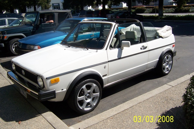 Picture of 1987 Volkswagen Cabriolet, exterior, gallery_worthy