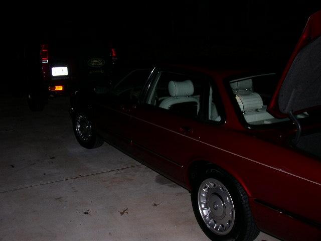 Picture of 2001 Jaguar XJ-Series