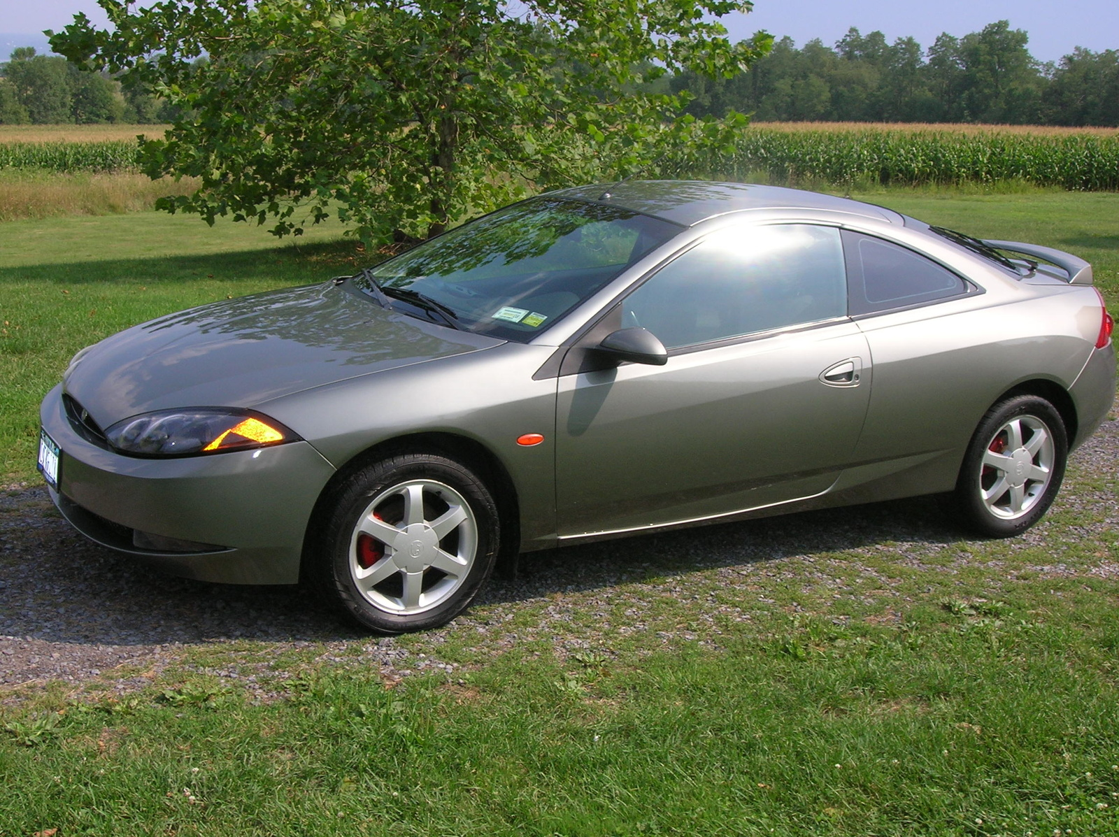 2000 Mercury Cougar 2 Dr V6 Hatchback picture