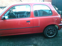 Picture of 1998 Nissan Micra, exterior