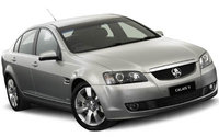 2007 Holden Calais Overview