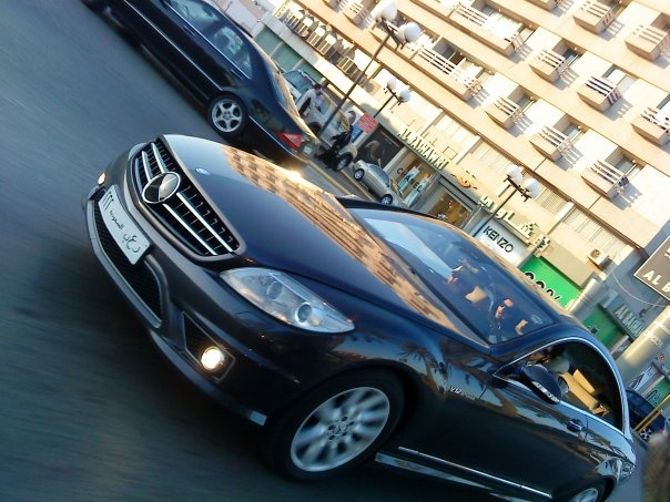 Picture of 2007 Mercedes-Benz CL-Class