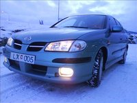 Picture of 2001 Nissan Almera, exterior