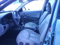 Picture of 2001 Nissan Almera, interior