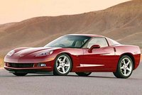 2005 Chevrolet Corvette Overview