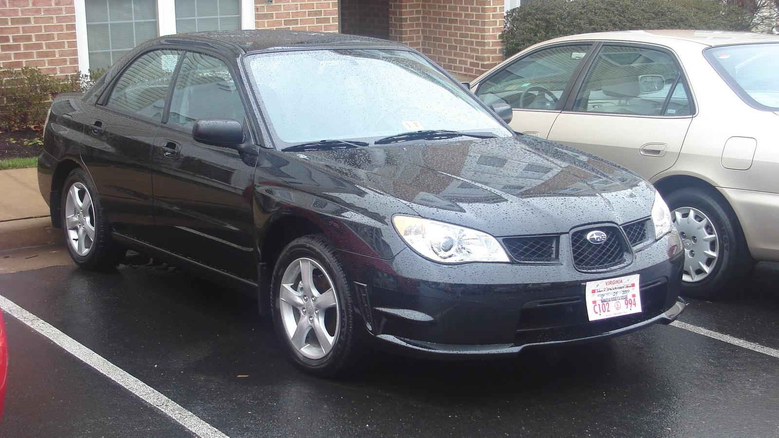 2007 Subaru Impreza Pictures Cargurus