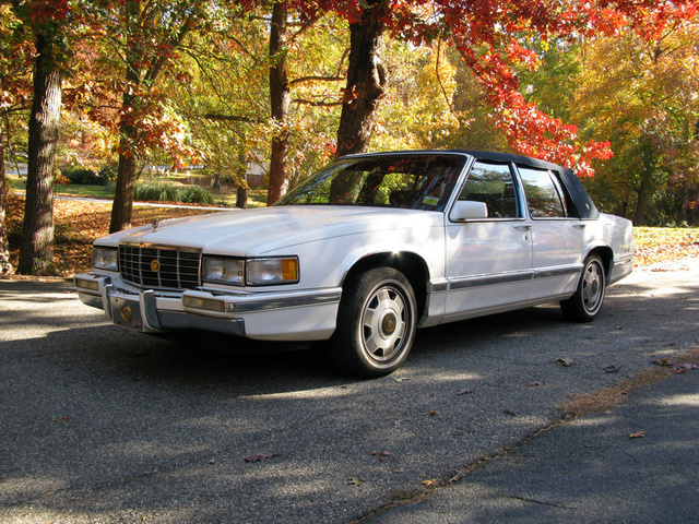 1992 cadillac deville pictures cargurus. Cars Review. Best American Auto & Cars Review